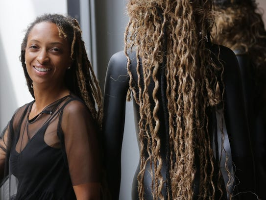 Roslyn Karamoko, founder of Detroit Is The New Black