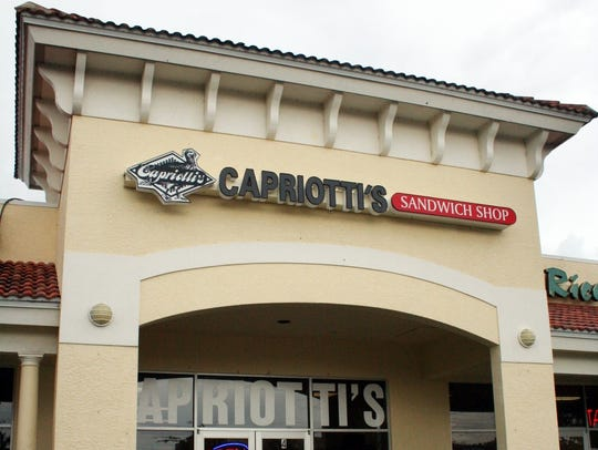 Capriotti's Sandwich Shop closed without notice Saturday