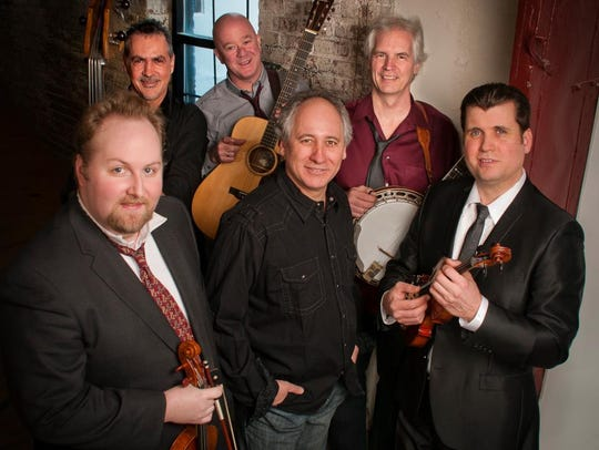 """The Depue Brothers call their music """"classical 'grass."""""""