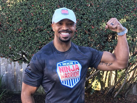 Verdale Benson, a 38-year-old Pendleton native and Clemson University graduate, will compete in season 10 of American Ninja Warrior during the June 6 episode on NBC.