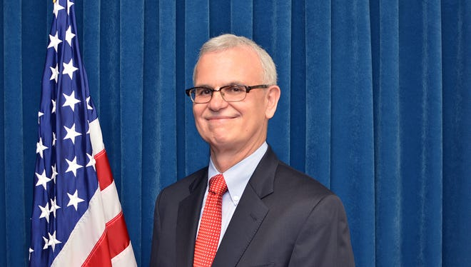 James McCarty, Westchester's new acting district attorney