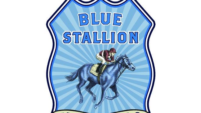 Blue Stallion Brewing logo
