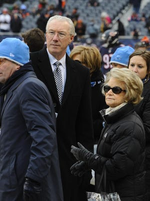 Lions president Rod Wood, with owner Martha Firestone Ford, said in a radio interview  on 105.1 (WMGC-FM) a succession plan is in place.