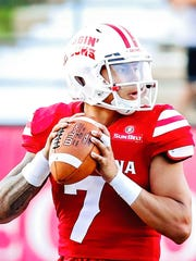 UL backup quarterback Andre Nunez is expected to start