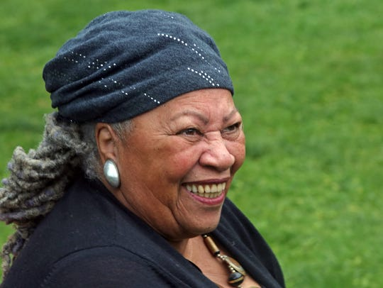 Nobel and Pulitzer prize winning author Toni Morrison,