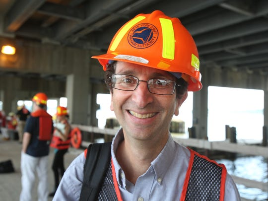 """Philip Mark Plotch, author of """"Politics Across the Hudson: The Tappan Zee Megaproject."""""""