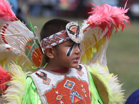 Enjoy the sights and sounds of the annual FDR Powwow