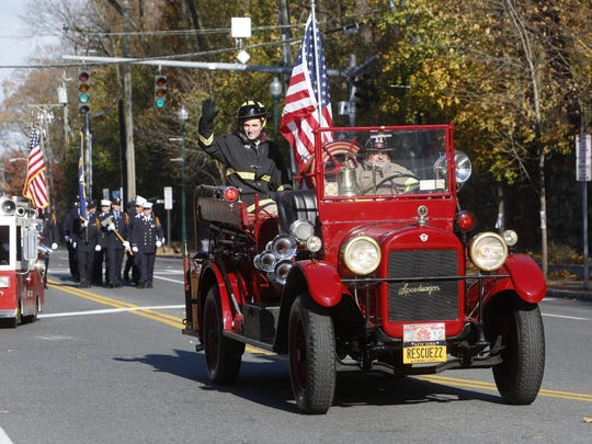The annual Thanksgiving Day parade in New Rochelle takes place Nov. 21.