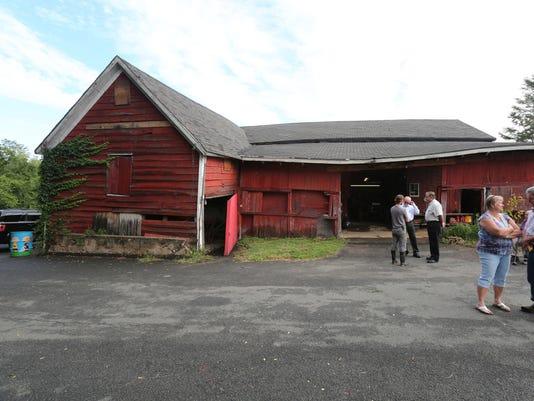 Cropsey Community farm