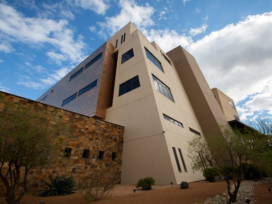 United States District Court in Las Cruces / Judge Robert Brack