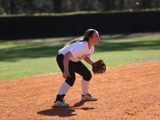 Aucilla Christian junior Kelly Horne, a first-team All-Big Bend infielder and catcher, hit .460 last year with 32 runs scored, 19 RBI, four homeruns, 12 doubles and two triples. She is a Troy commit.