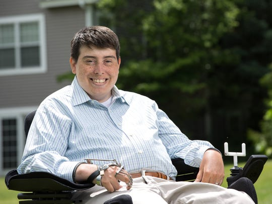 State Rep. Jimmy Anderson of Fitchburg is paralyzed from the chest down after a crash caused by a drunken driver that also killed members of his famiily.