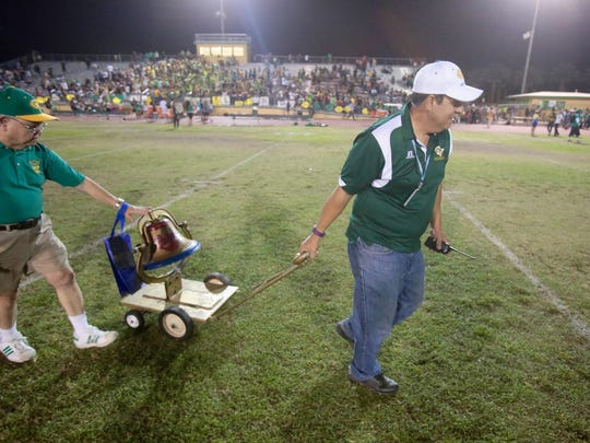 The Bell remains in Coachella Valley after another victory against Indio.