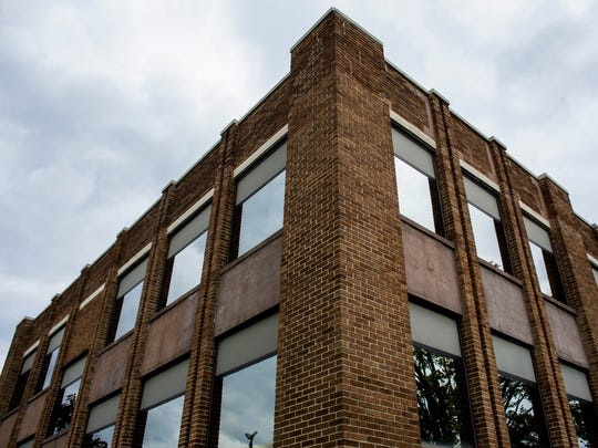 The former Port Huron Schools administration building, 1925 Lapeer Ave., is pending sale.