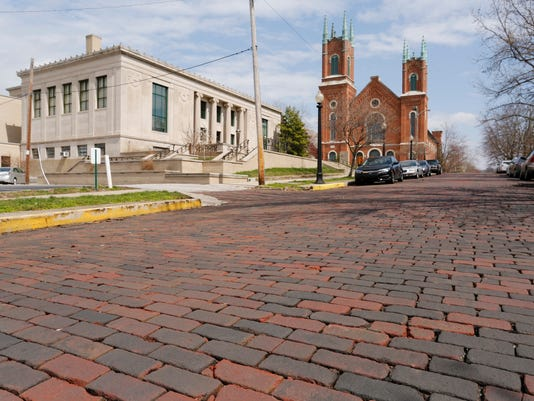 LAF Brick streets ordinance