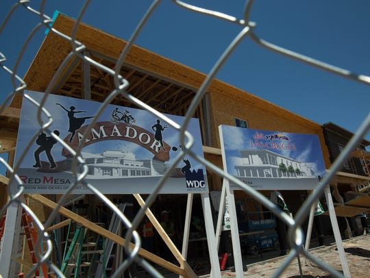 The city of Las Cruces prioritized a vibrant downtown