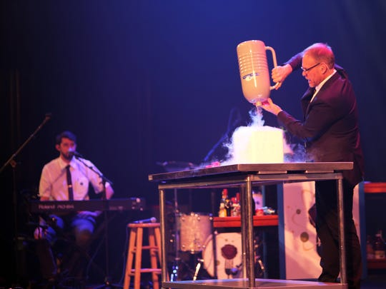 """At the time food science wasn't really being taught anywhere,"" said Alton Brown, who attended the New England Culinary School in Montpelier in the 1990s."