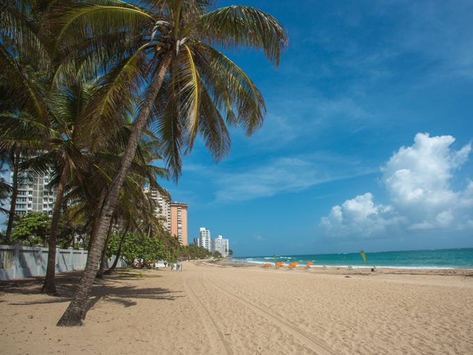 Most Of Puerto Rico S Beaches Are Open Including All