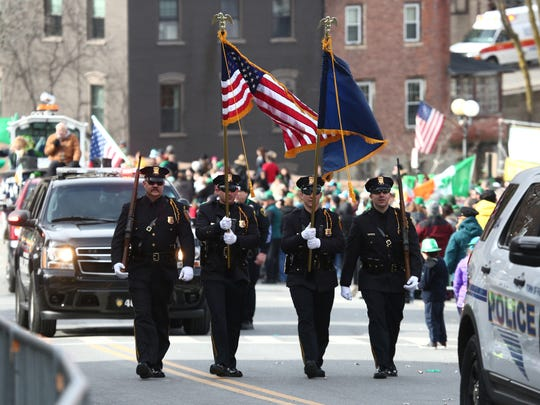 Scenes from the Dutchess County Saint Patrick's Day Parade in Wappingers Falls on March 3, 2018.