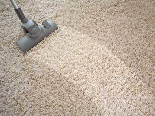 Small actions like cleaning carpets regularly can help