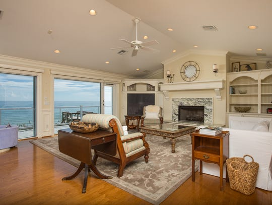 This Indian River Shores home has great ocean views.