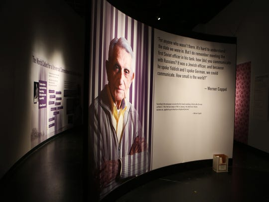 The grant to the Center for Holocaust and Humanity Education will enable its reach into the community.