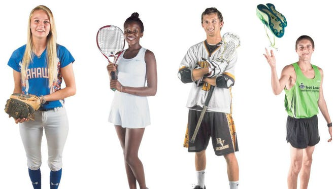Student athletes up for players of the year.