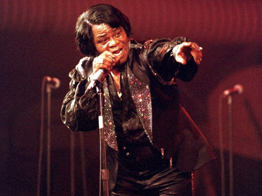 James Brown at House of Blues