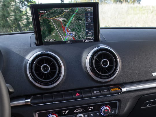2015 Audi A3 has lots of tech -- in odd proportions