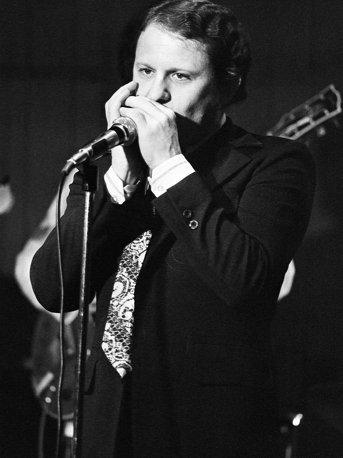 "Charlie McCoy performed on Bob Dylan's classic ""Blonde on Blonde"" album."