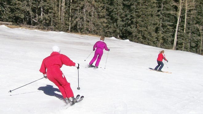Skiers who are well-nourished and well-hydrated have more fun on the slopes.
