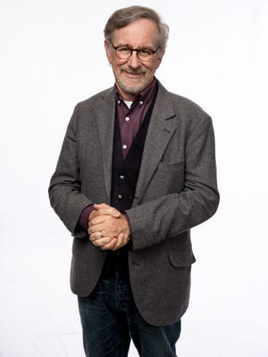 """Steven Spielberg may be revisiting some of his classic work in a way with """"Ready Player One."""""""