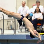 Chambersburg's Nick Cover dives into top competition