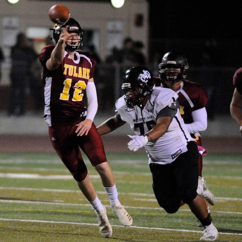 Did Tulare Union keep its defensive scoreless streak alive? Find out