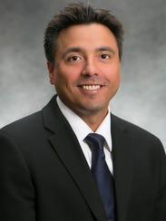 Eric Rodríguez es el vicepresidente de desarrollo,