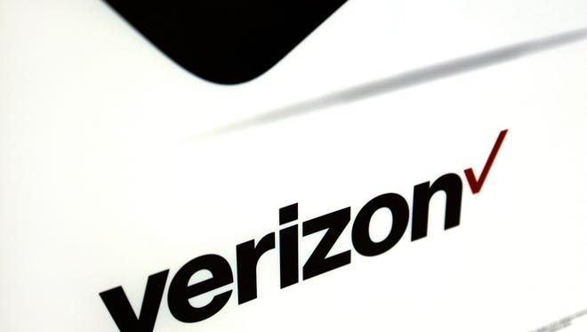 File photo of a Verizon store in North Andover, Mass. Verizon Communications Inc. reports financial results.