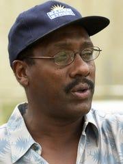 Ron Thomas, Baden Street Settlement executive director.