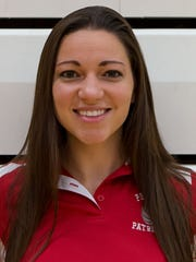 Ashley Gazza, 29, is Penfield's new  girls varsity