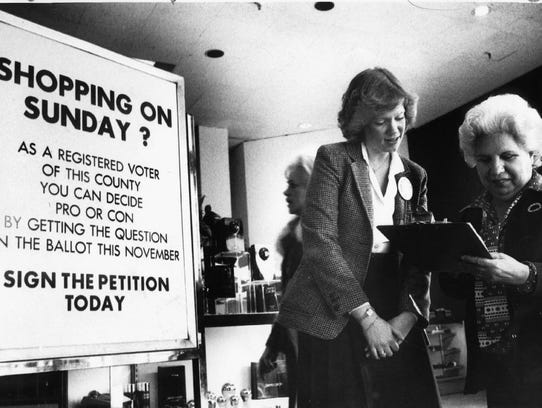 In 1980, Bergen County voters elected not to repeal