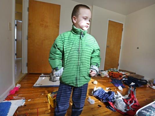 February 27, 2015: Arthur, Millvale, Poverty, Ethel M. Taylor Academy, Liz Dufour