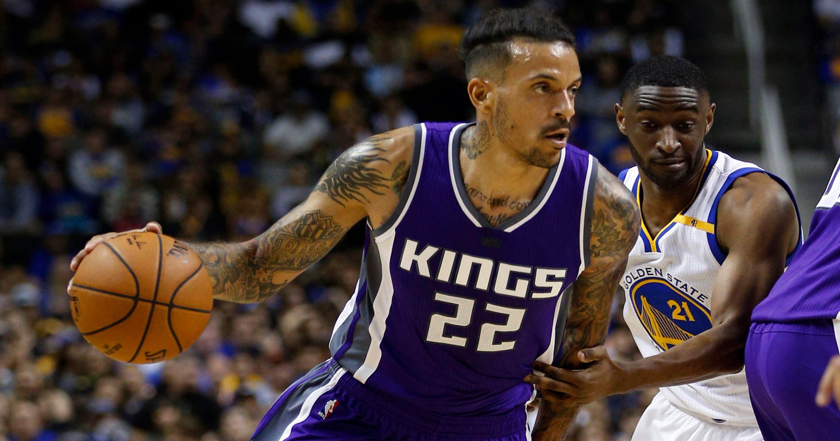 6e5be730c8e Matt Barnes to join Warriors in wake of Kevin Durant injury