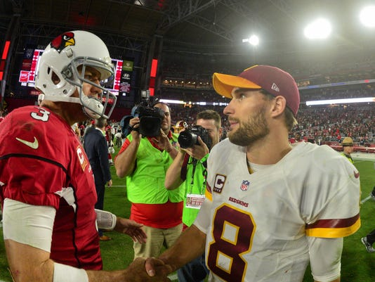 NFL: Washington Redskins at Arizona Cardinals