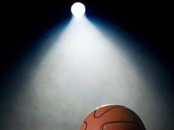 Basketball in spotlight