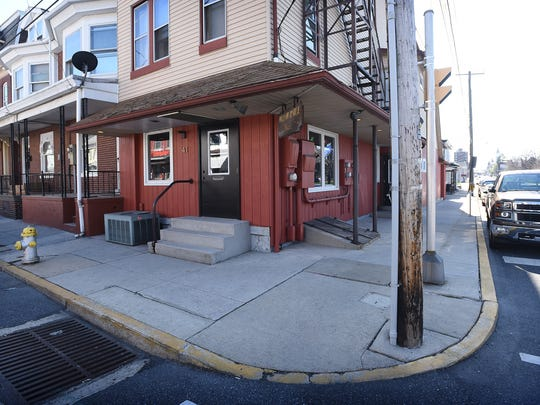 Willow House Tavern at North Fifth and Willow streets was the scene of an altercation that cost Michael  Reedy his life and led to charges of aggravated assault against  the bar owner's son, Joshua Eisenhour.