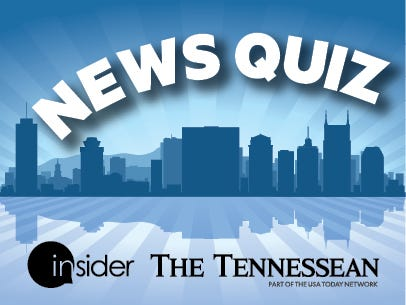Test your knowledge of last week's news for a chance to win $10 to Starbucks.