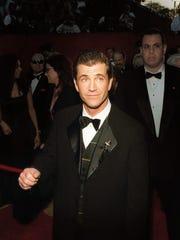 "Mel Gibson, star of ""Ransom"""