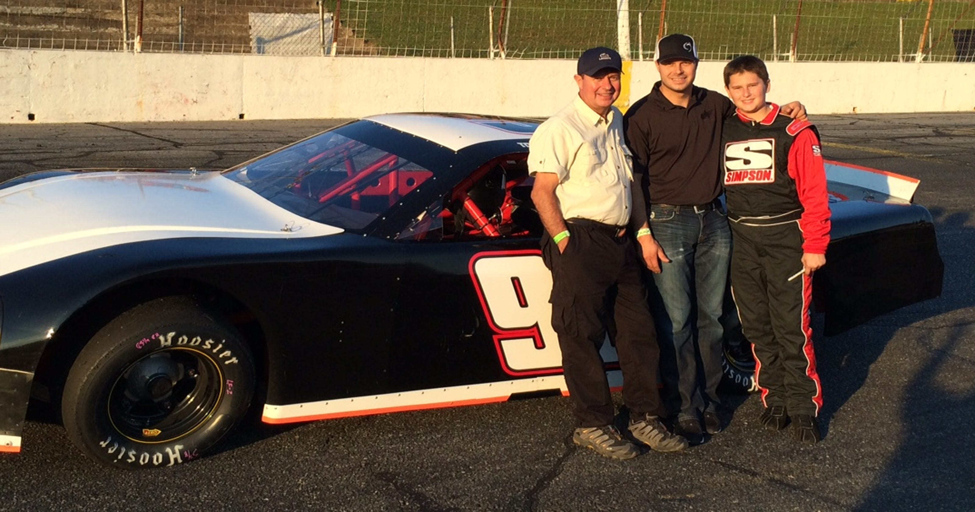 Gillilands will race each other in Late Model event