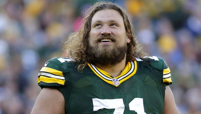 Ted Thompson traded left guard Josh Sitton to the Chicago Bears.