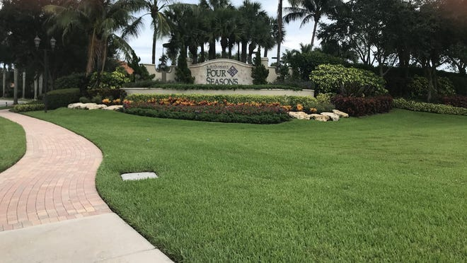 Four Seasons, a retirement community west of Delray Beach, is strongly opposing plans to change the zoning from agricultural to light industrial, arguing an industrial park there would decimate their property values and destroy their quality of life.