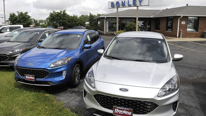 Ownership of Donley Auto Group, with a location on Claremont Avenue in Ashland, has changed hands from Scott Donley to Ryan Sponsler.